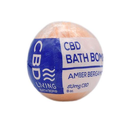 CBD Living Bath Bombs