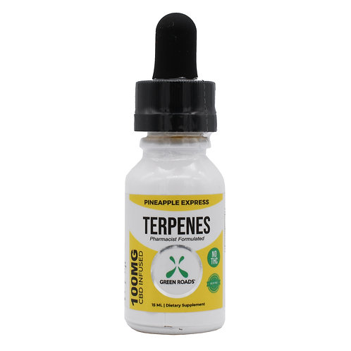 Green Roads Terpene Infused Tinctures