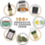 100+ PRODUCTS TO CHOOSE FROM.png