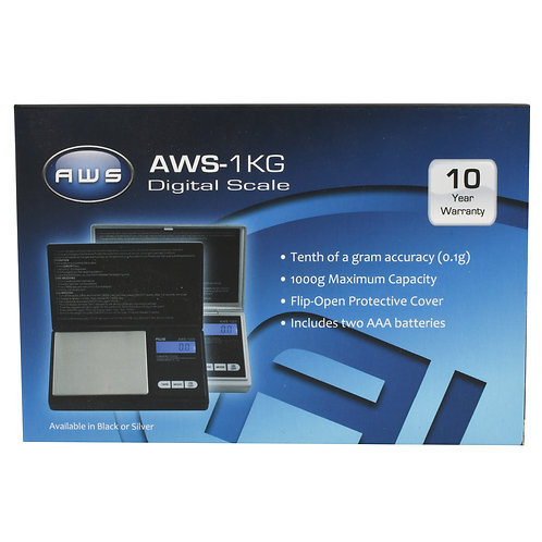AWS 1KG Digital Scale
