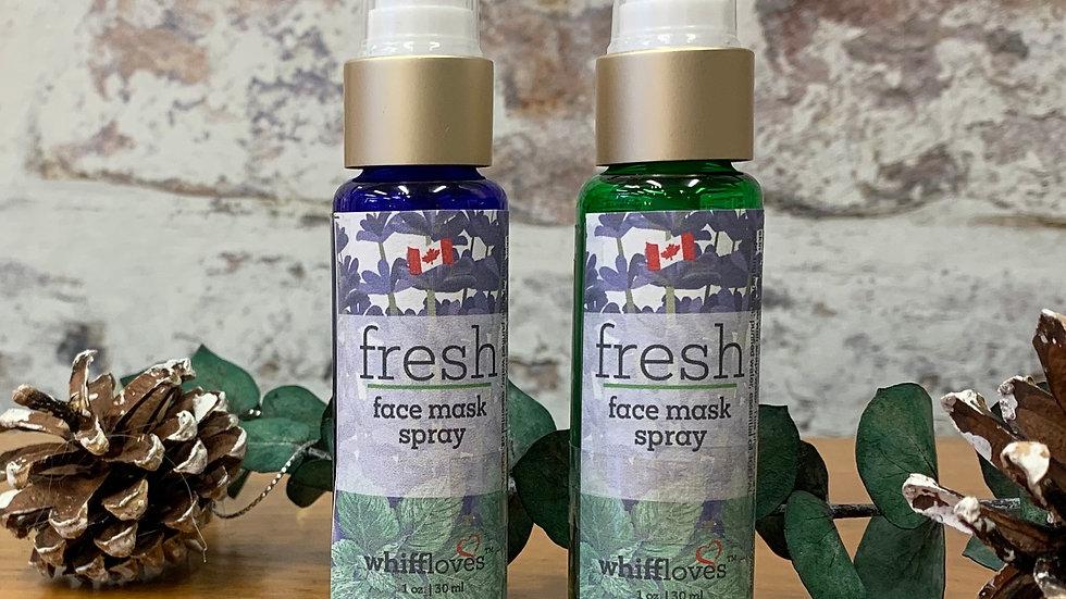 FRESH Face Mask Sprays