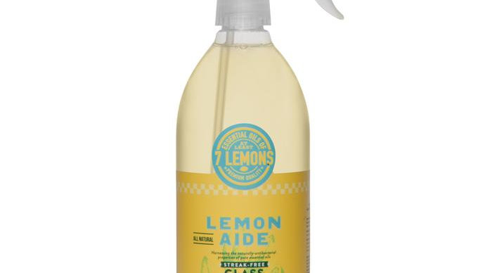 LemonAide Glass Cleaners