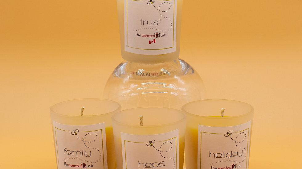 Brampton Bees Wax Candles