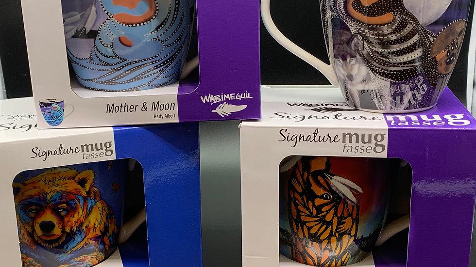 Women Signature Mugs