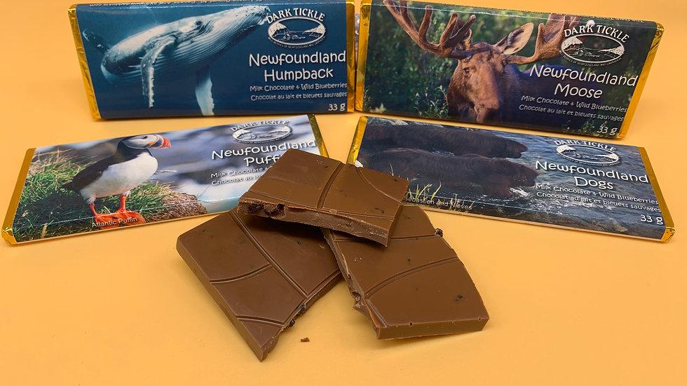Animal Chocolates