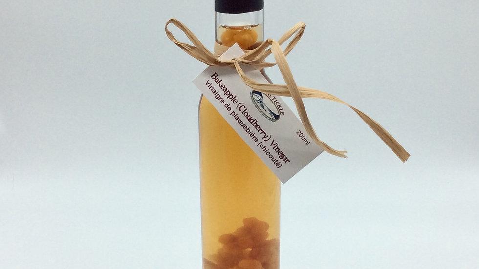 Vinegars 200 ml- Partdridgeberry - Blueberry - Bakeapple
