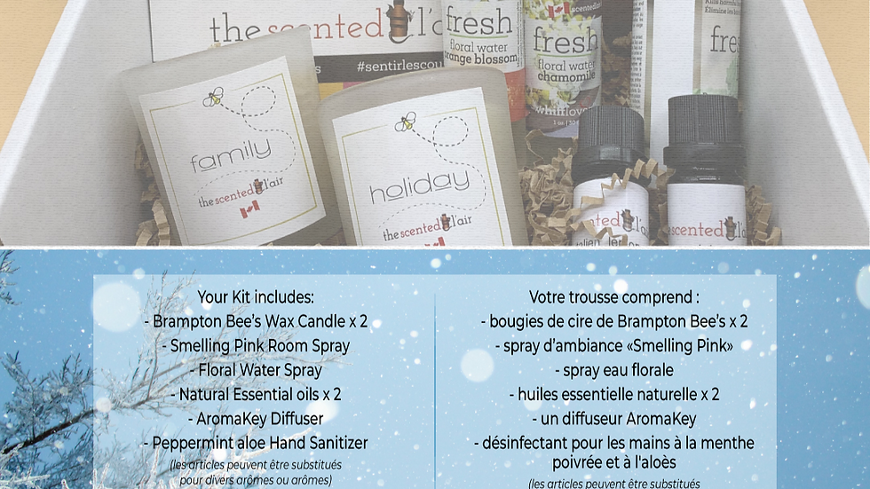 SMELL  GIFT BOX - shop local