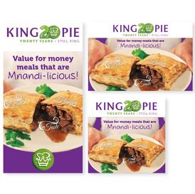 King Pie Billboards