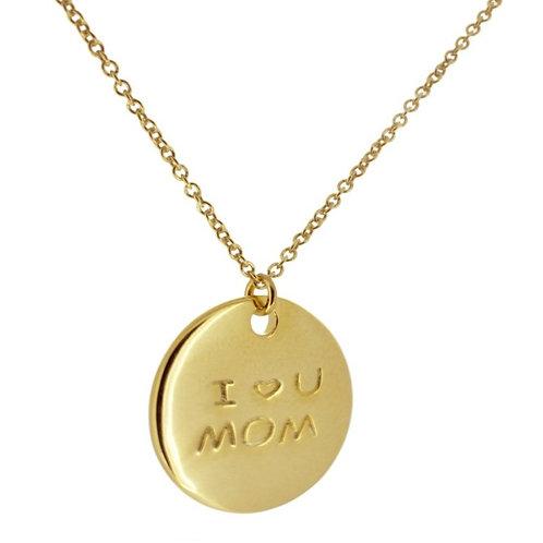 colgante LOVE mum