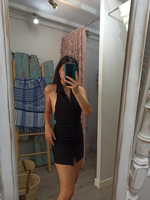 vestido Lisboa negro