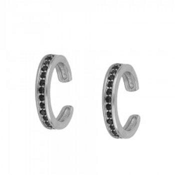 earcuff(unidad) plata de ley