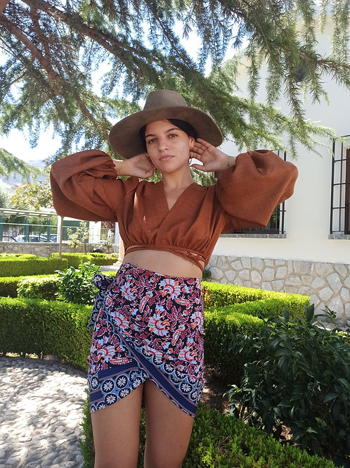 falda Estambul