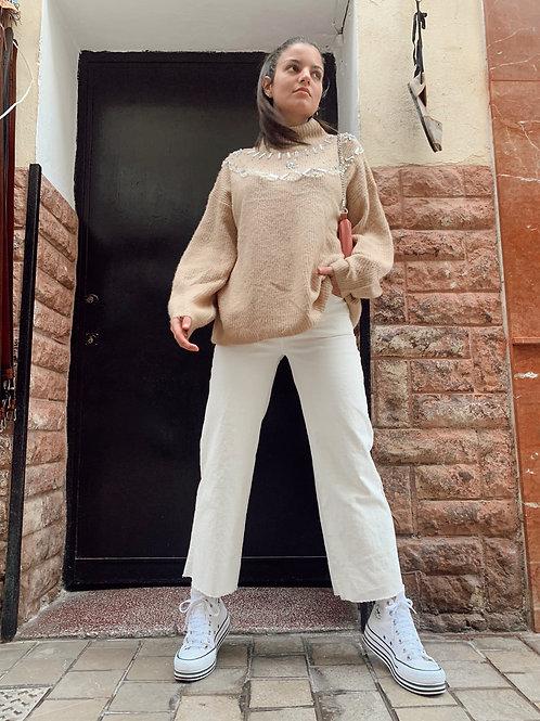 pantalón micropana culotte
