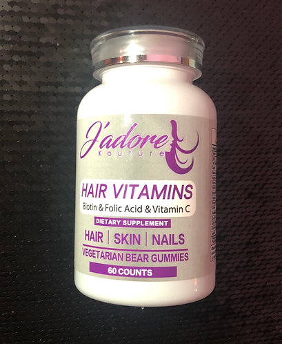 J'adore Kouture Hair Vitamins