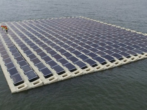 The effect of PV Module Power and Layout Configuration on the Cost of Floating Solar