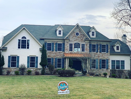 Large Roof Install in Coopersburg Pennsylvania