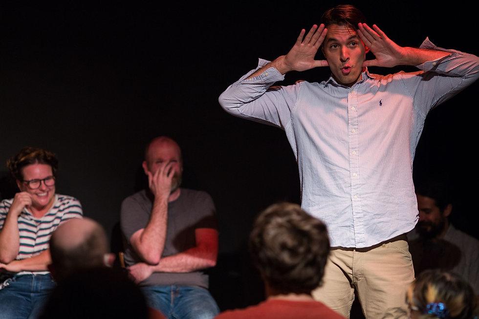 Kismet Improv - Pawtucket, RI - Shows Friday and Saturday Nights