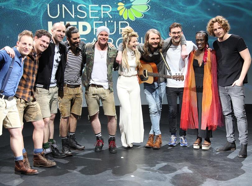 Eurovision Songcontest - Vorentscheid