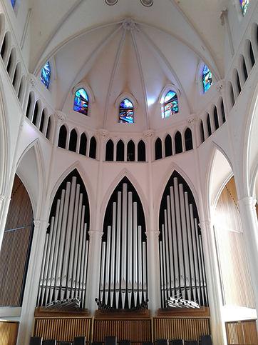 2020_Cathédrale Saint-Germain de Rimouski_orgue Casavant_1921