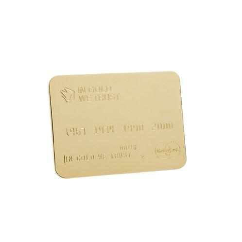 Pin CREDIT CARD