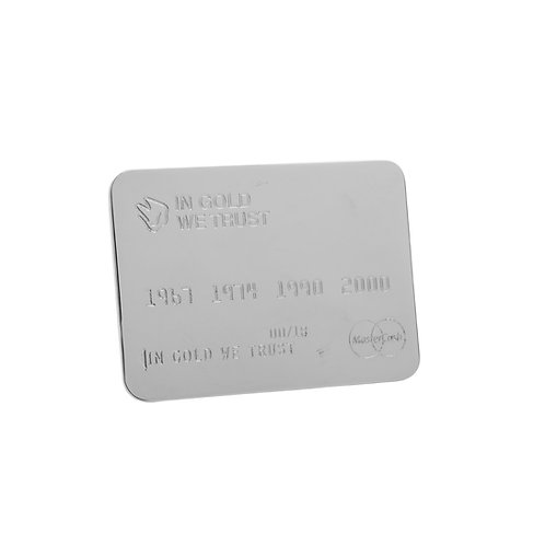 Pin CREDIT CARD