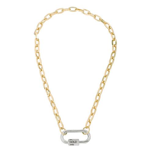 Necklace STEEL LINK