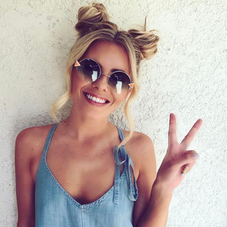 Glamour Magazine: Space Buns - The hair trend that was everywhere at Coachella