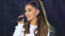Hello Magazine: Get the look - Ariana Grande's edgy ponytail with hair rings