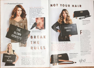 Look Magazine: Break The Rules Not Your Hair