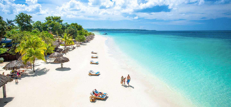 Jamacian beach 2