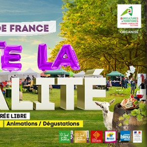 Rendez-vous à Montpellier du 4 au 6 septembre