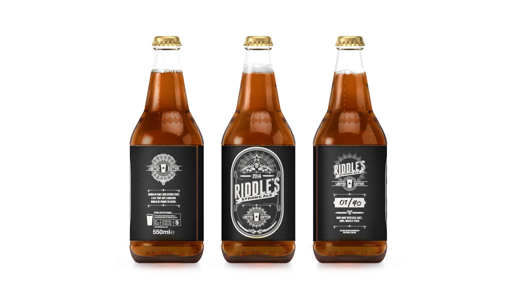 Riddle's Ale