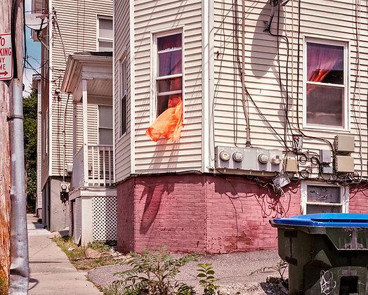 Bosworth Street Providence