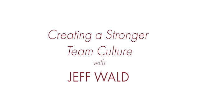 How to Drive Better Results with a Strong Team