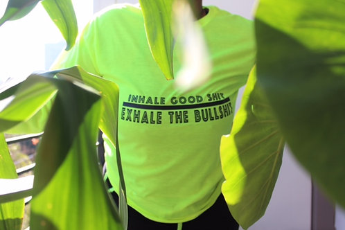 Inhale/Exhale Shirt