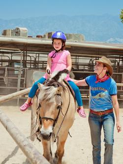 Big Horse Riding