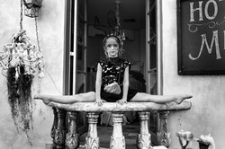 Juliet Balcony Kid Fash Magazine