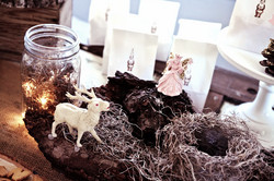 Woodland Fairy Tablescape