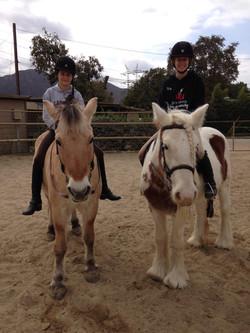 Riding Forest & Finn