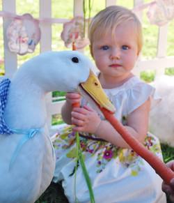 Jemima PuddleDuck & Elle