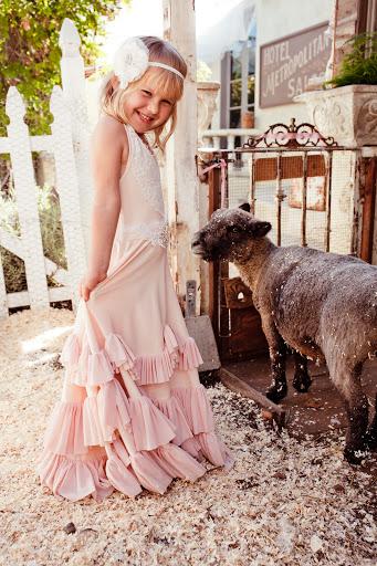 Sophie & WIlder The Sheep
