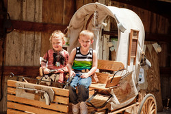 Covered Wagon Photo Booth