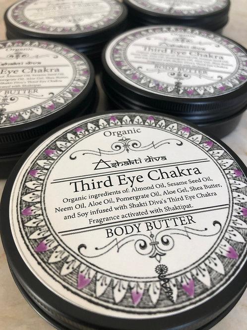 Chakra Body Butters