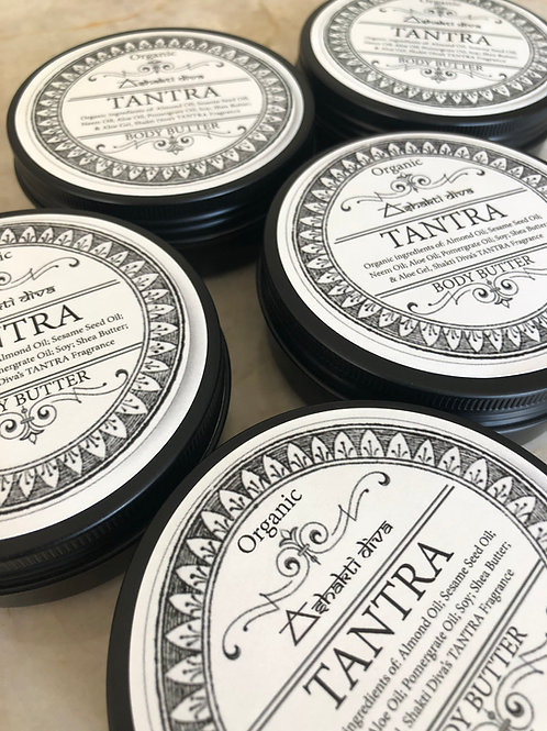 Tantra Body Butter