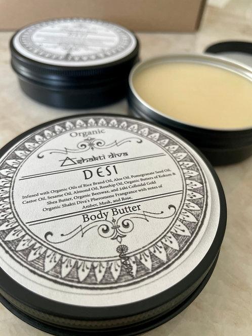 Desi Body Butter