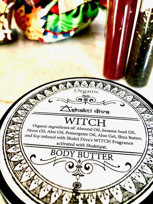 WITCH Body Butter
