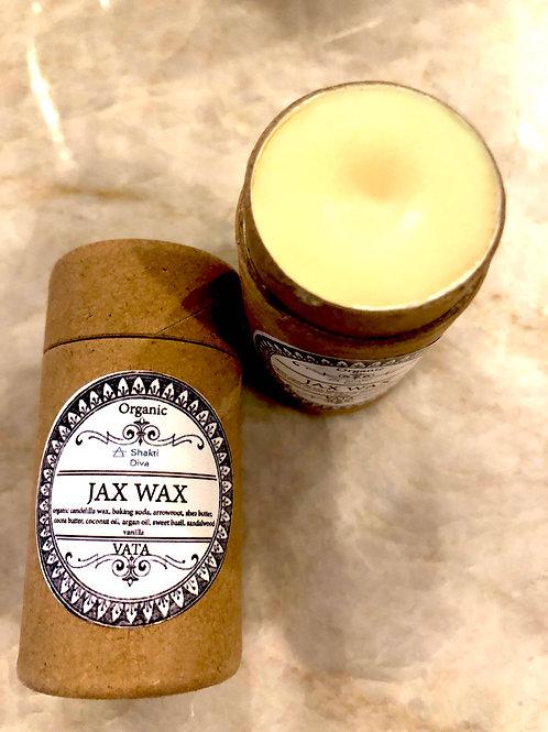 Jax Wax- Vata Deodorant