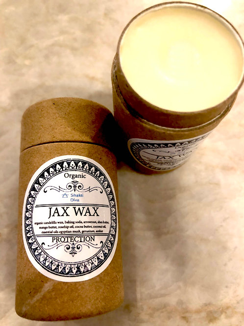 Jax Wax- PROTECTION Deodorant
