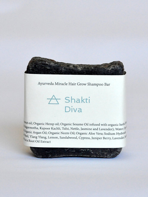 Ayurveda Miracle Hair Shampoo Bar (5oz)