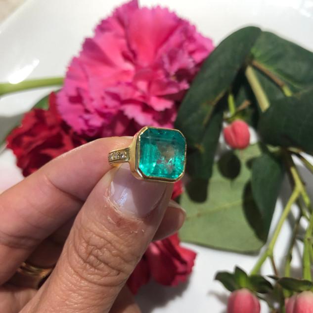 Jyotish Emerald
